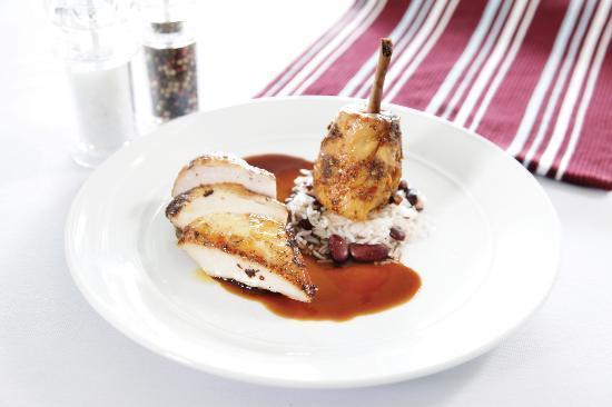 Restaurant VMF: Jerk Chicken