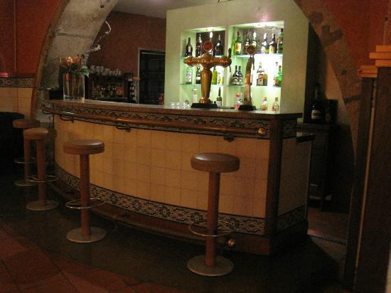 Hotel Internacional: bar de l' hôtel