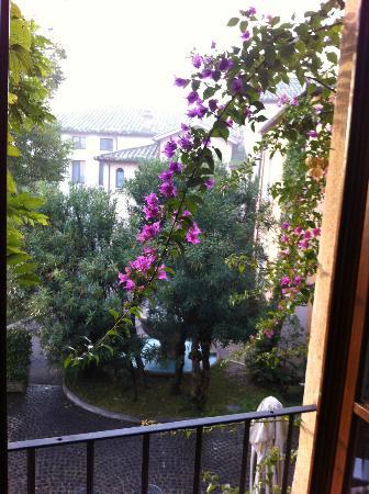 Hotel Relais Falisco: dalla finestra