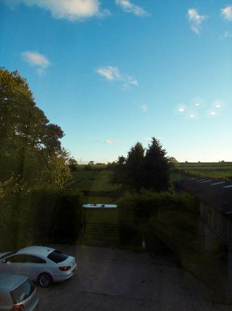 Knotlow Farm B&B: the view