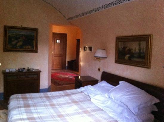 Civita Castellana, Italia: suite Etrusca