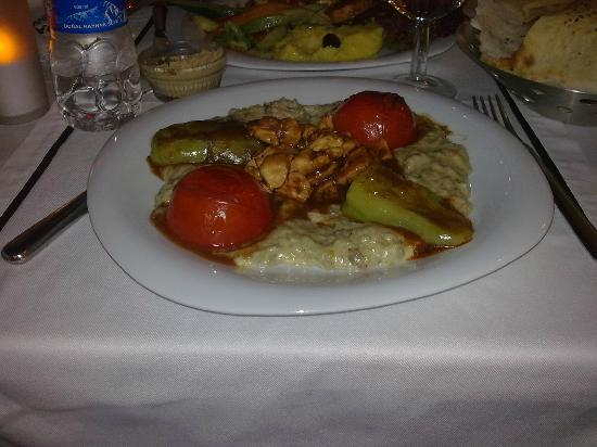 Albura Kathisma: Great food!