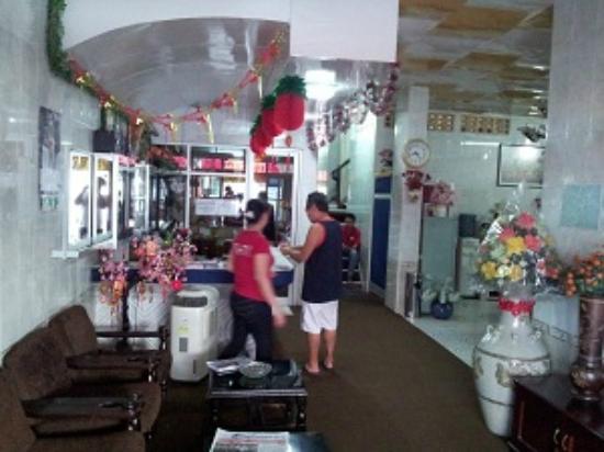 Hotel Sinar Khatulistiwa: Lobby hotel