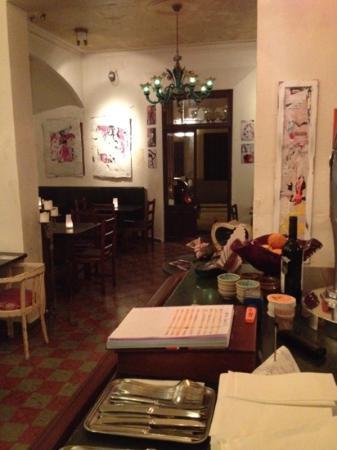 Restaurant Viena Cas Concos: Viena