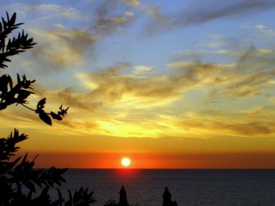 Pelecas Country Club: Un bel tramonto nelle vicinanze di Pelecas