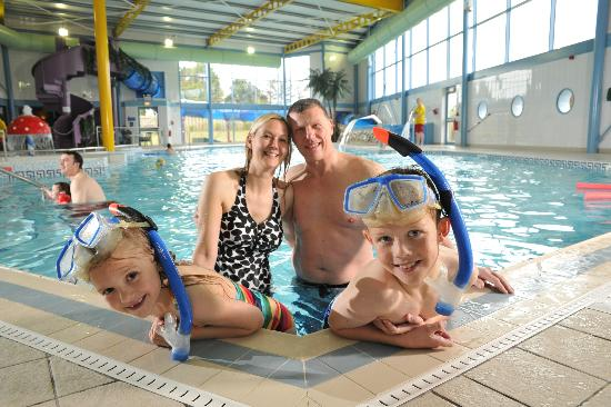Parkdean - Southerness Holiday Park: Indoor Swimming Pool at Parkdean Southerness Holiday Park