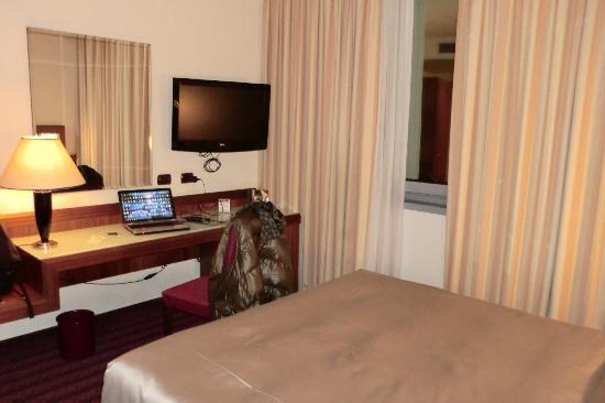 First Hotel Malpensa: Standard room