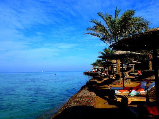 Sunny Days El Palacio Resort & Spa: море