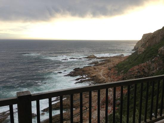 Plettenberg Park Hotel & Spa: View from private balcony