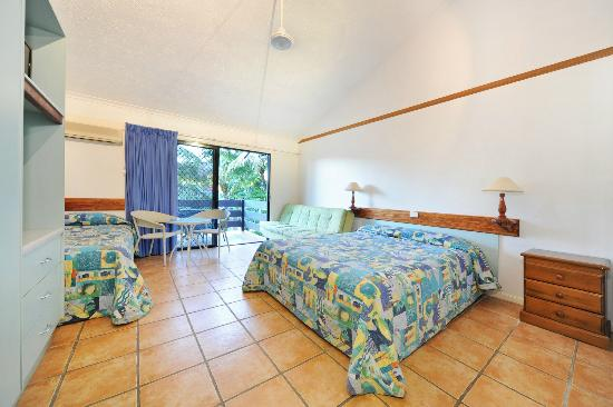 Airlie Beach Motor Lodge: Self Contained Studio