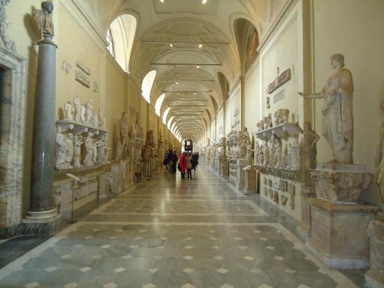 Vatikanstaten, Italien: Interior del Museo
