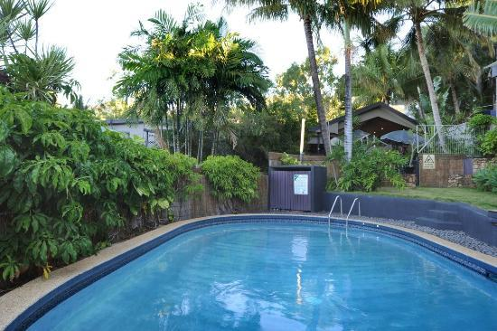 Airlie Beach Motor Lodge: Swimming Pool