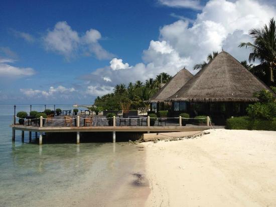 อดาราน ซีเลค ฮัดฮูรันฟูชิ รีสอร์ท: Adaaran Select Hudhuranfushi Северный Мале-Атолл