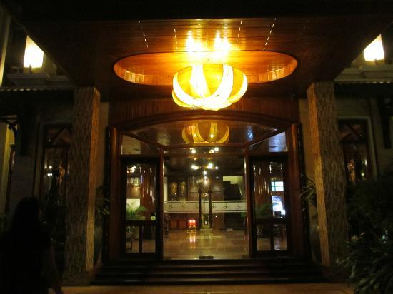 Angkor Sayana Hotel & Spa: Main Entrance