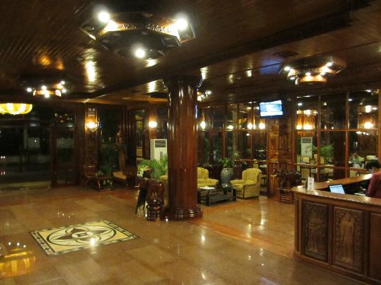 โรงแรมอังกอร์ ซายานา แอนด์ สปา: Hotel Lobby