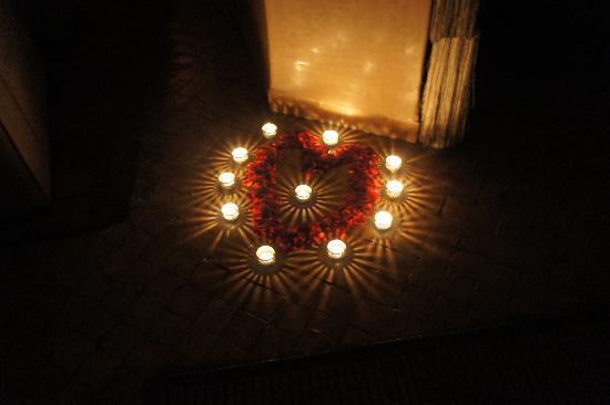Riad Noir d'Ivoire: Romantik