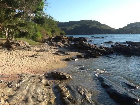 إينزوليتي بوتيك هوتل: 'secret' beach 