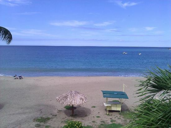 Turtle Beach by Rex Resorts: View of the sea from 2nd floor