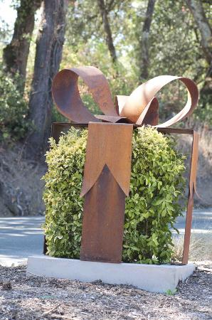 """Gracianna Winery: Look for the roadside """"gift"""" and you have found it!"""