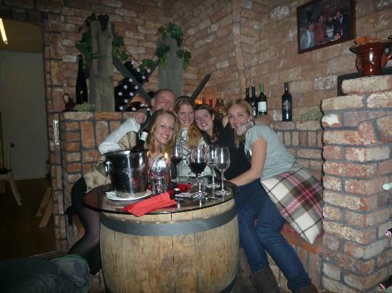 Hotel Talblick: Weinkeller