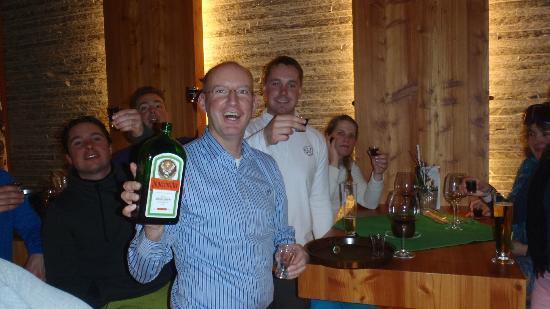 Hotel Talblick: Dietmar, host pur sang