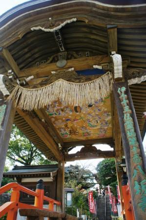 Yasaka Temple: 山門