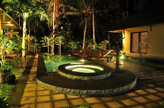 Junjungan Suite Villa: Swimming Pool