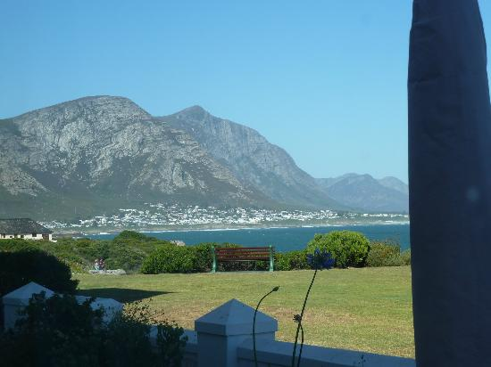 The Marine Hermanus: View from room of bay