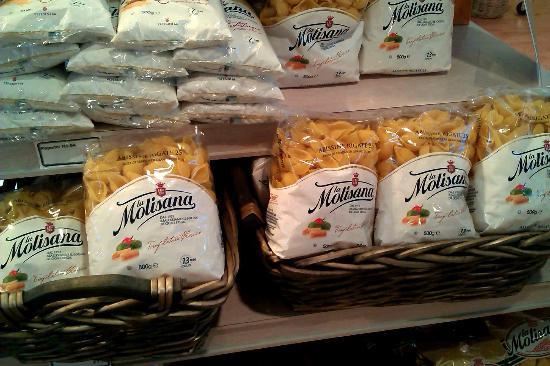 Fodder Cafe: Italian pasta
