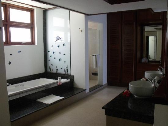 Domaine de La Reserve: salle de bains