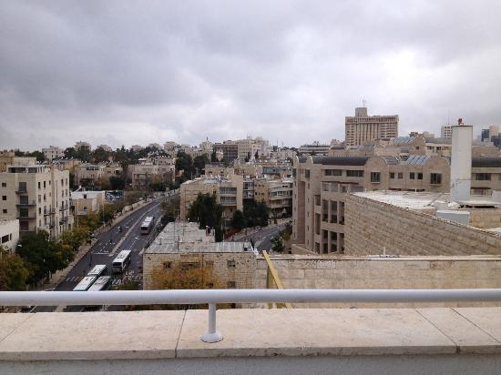 Dan Panorama Jerusalem: View from the room