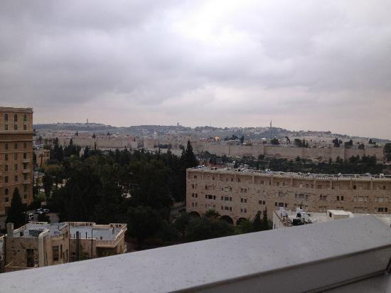 Dan Panorama Jerusalem: View from the room