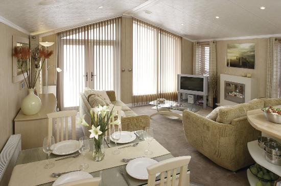 Holton Heath, UK: Willerby New Hampshire Caravan at Parkdean Sandford Holiday Park