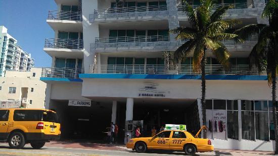 Z Ocean Hotel South Beach : Hotel