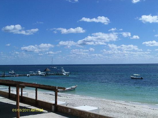 Hotel Hacienda Morelos: Daytime view!