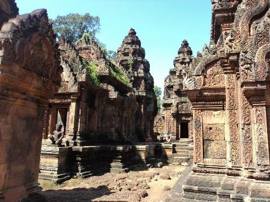 Sovann Koth - Private Day Tours: Banteay Srei