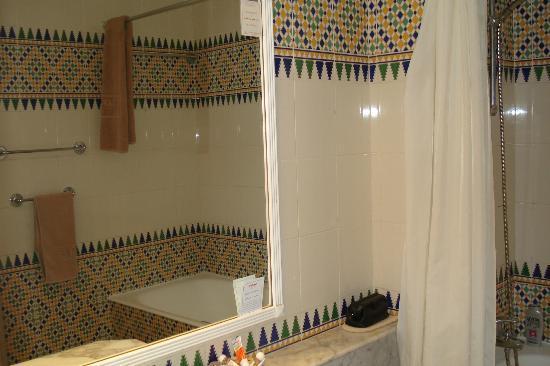El Mouradi Djerba Menzel: Nog een kijkje in de badkamer