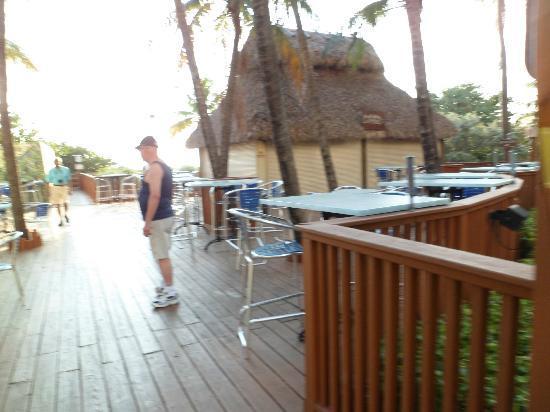 Courtyard Cadillac Miami Beach/Oceanfront: Bar da Piscina