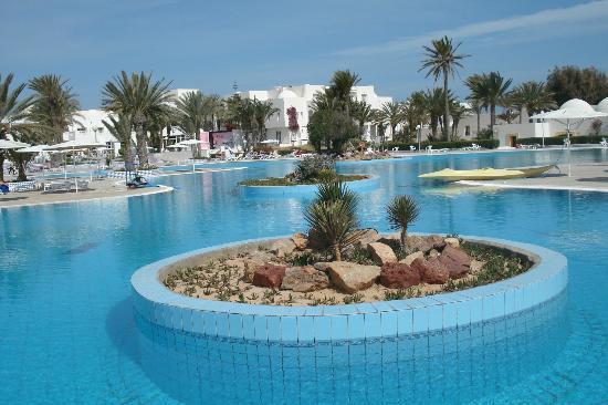 El Mouradi Djerba Menzel: Het grote zwembad, niet het enige op dit terrein