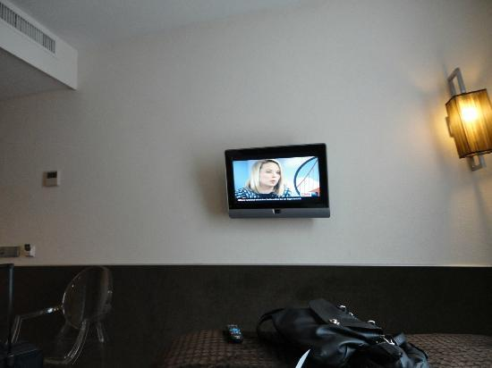 WestCord City Centre Hotel Amsterdam: TV