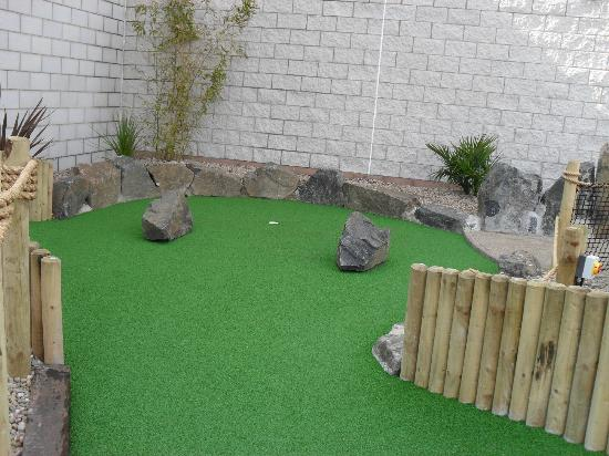 Junction Jack's Mini Golf: Hole 5