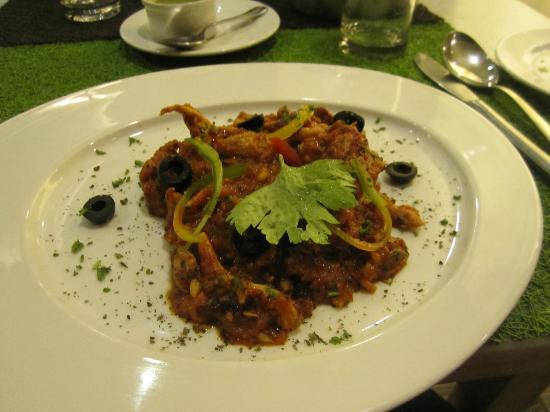 Peppermint Hotel: Dinner