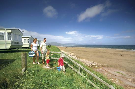 Parkdean - Grannie's Heilan' Hame Holiday Park: Embo Beach at Parkdean Grannie's Heilan' Hame Holiday Park