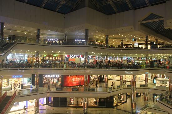 Istanbul Cevahir Mall: Cevahir floors