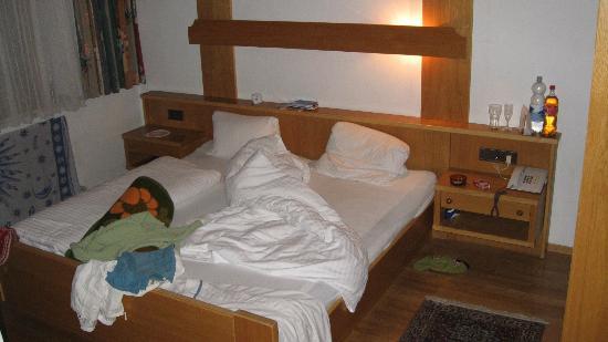 Hotel Alpenrose: Mein Einzelzimmer !!!!