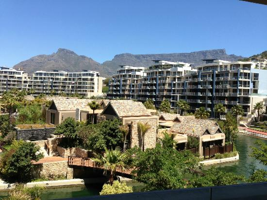 One&Only Cape Town: View from private balcony