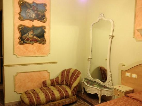 Antica Residenza d'Azeglio: camera