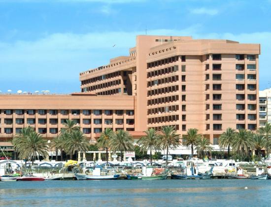 Hotel Las Palmeras : Vista Panoramica