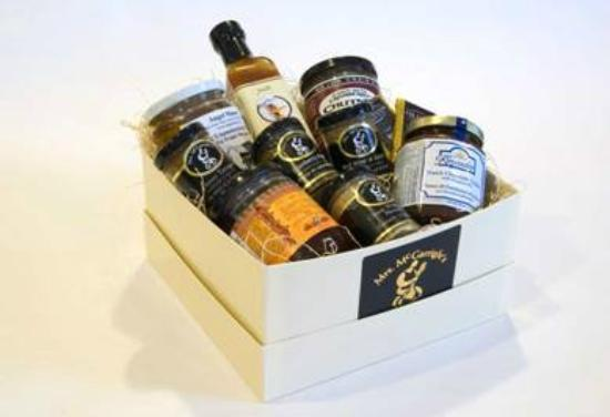 Mrs. McGarrigle's Fine Food Shop: One of our many gift boxes available for sale on line or in the store