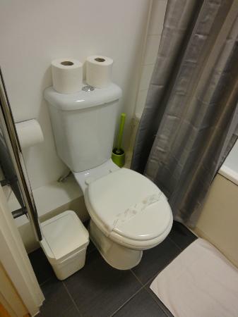 Regents Park Residence: toilet